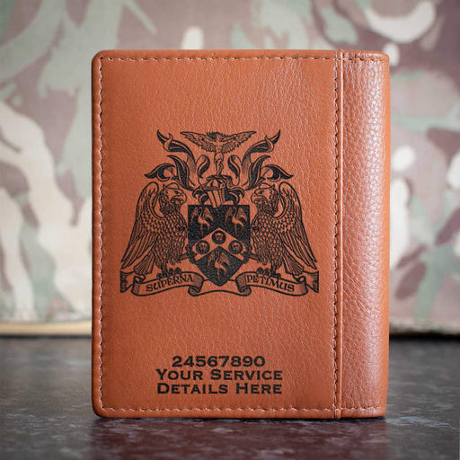 Cranwell College Coat of Arms Credit Card Wallet