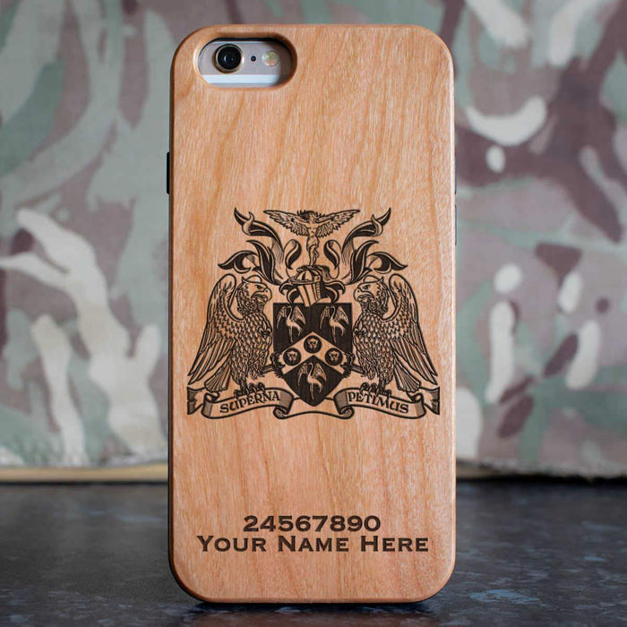 Cranwell College Coat of Arms Phone Case
