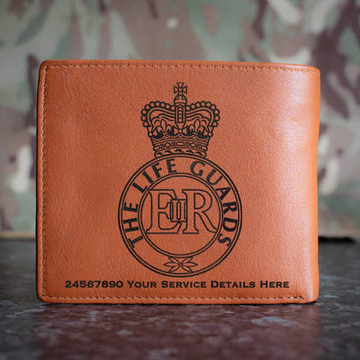 Life Guards Leather Wallet