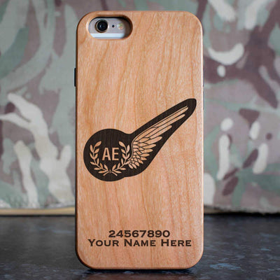 RAF Air Electronics Officer Operator Brevet Phone Case
