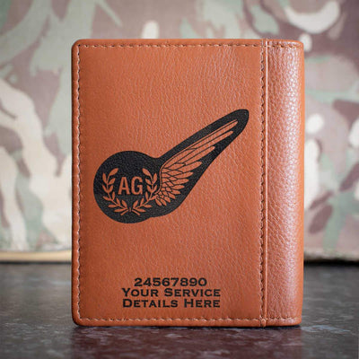 RAF Air Gunner Brevet Credit Card Wallet
