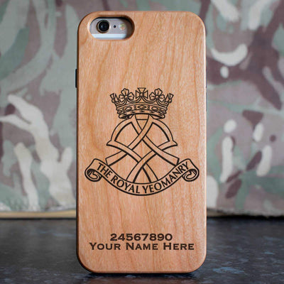 Royal Yeomanry Phone Case