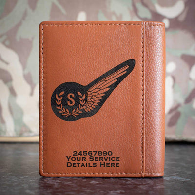 RAF Air Signaller Brevet Credit Card Wallet