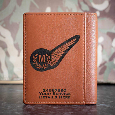 RAF Meteorological Observer Brevet Credit Card Wallet