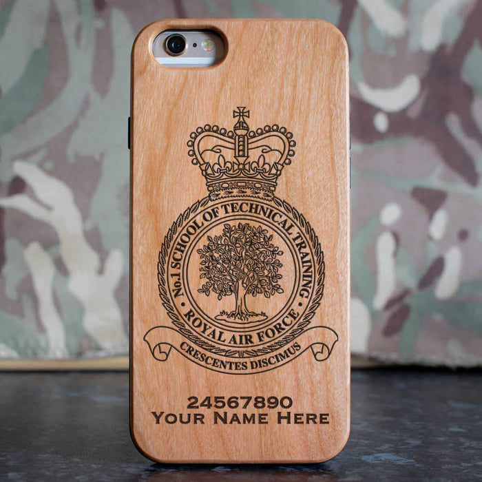 RAF No1 School of Technical Training Phone Case