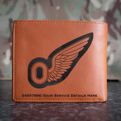 RAF Observer Brevet Leather Wallet