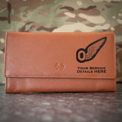 RAF Observer Brevet Leather Purse