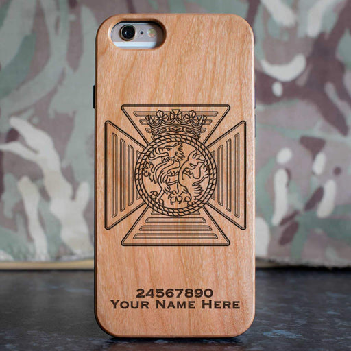 Duke of Edinburghs Royal Regiment Phone Case