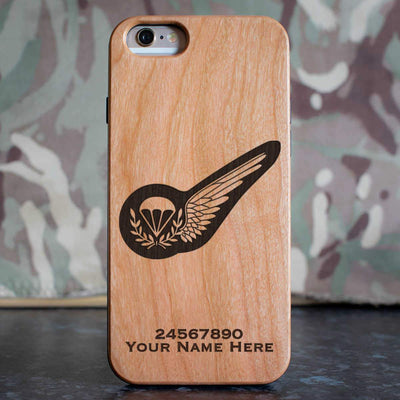 RAF Parachute Jump Instructor Brevet Phone Case