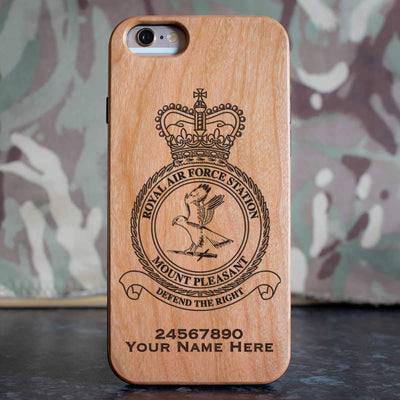 RAF Station Mount Pleasant Phone Case