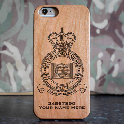RAF University of London Air Squadron Phone Case