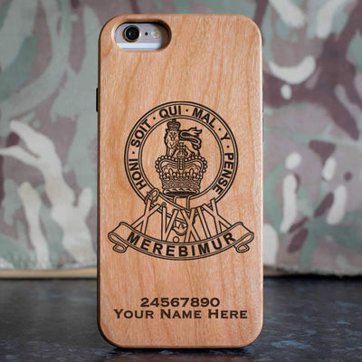 15th19th Kings Royal Hussars Phone Case