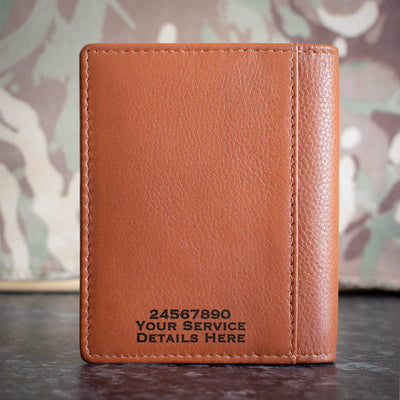 RAuxAF 7644(VR) Public Relations Squadron Credit Card Wallet