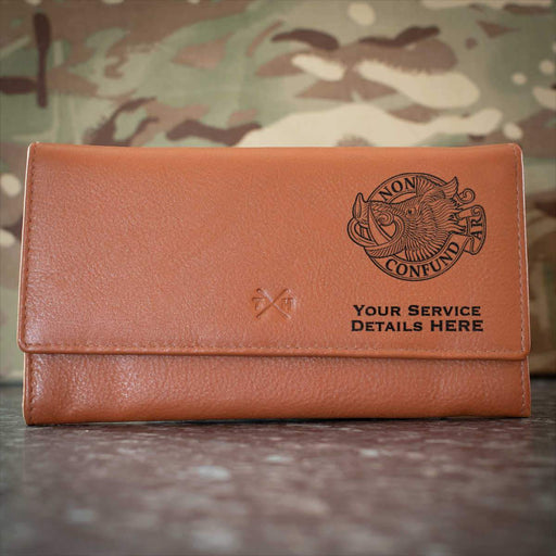 Aberdeen University Officers Training Corps Leather Purse