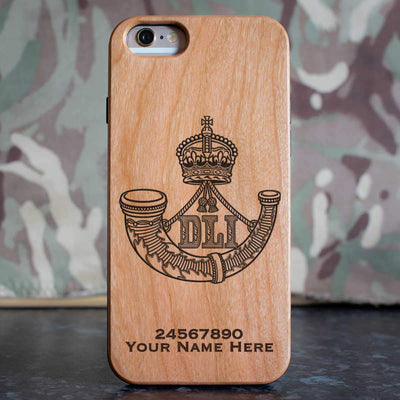 Durham Light Infantry Phone Case