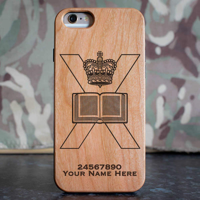 Edinburgh University Officers Training Corps Phone Case