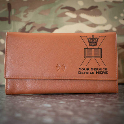 Edinburgh University Officers Training Corps Leather Purse