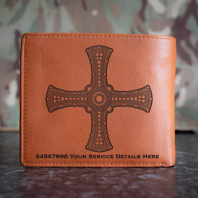 Northumbria University Officers Training Corps Leather Wallet