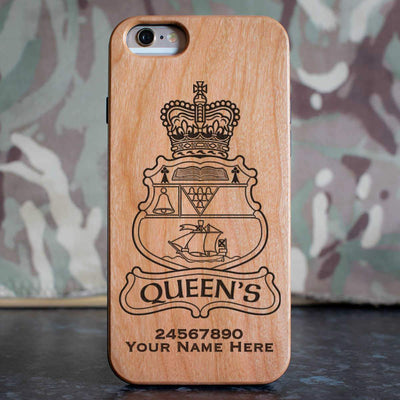 Queens University Officer Training Corps Phone Case