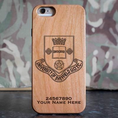 Sheffield University Officer Training Corps Phone Case