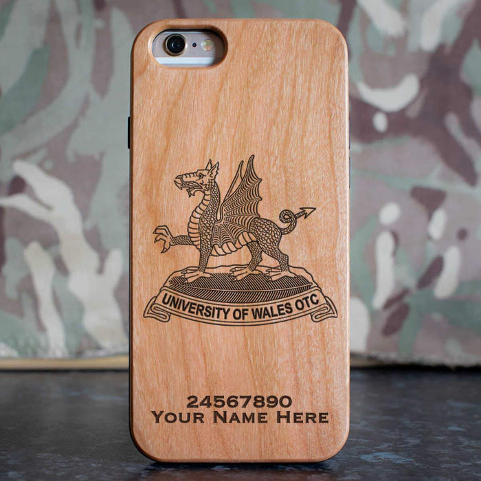 University of Wales Officer Training Corps Phone Case