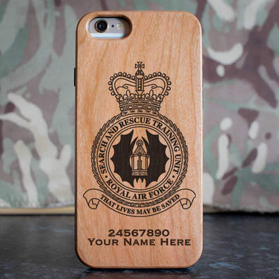 RAF Search and Rescue Training Unit Phone Case