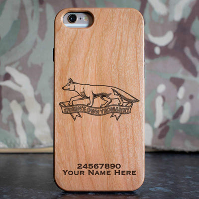 Queens Own Yeomanry Phone Case