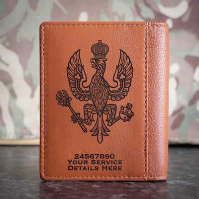 14th20th Kings Hussars Credit Card Wallet
