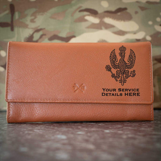 14th20th Kings Hussars Leather Purse