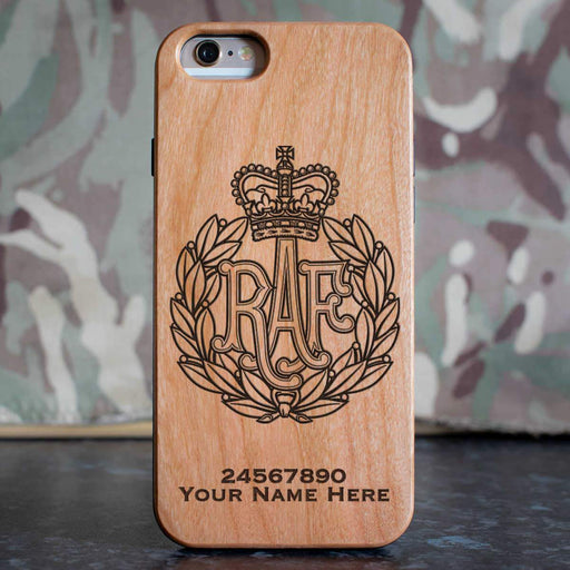 RAF Cap Badge Phone Case