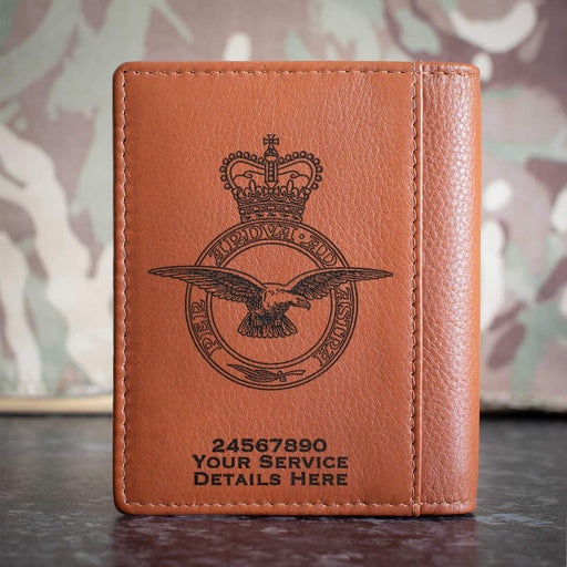 RAF Crest Credit Card Wallet