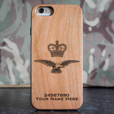 RAF Eagle and Crown Phone Case