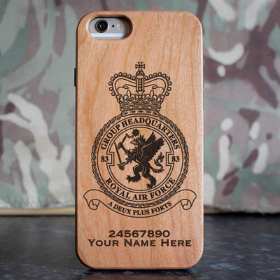 RAF 83 Group Headquarters Phone Case