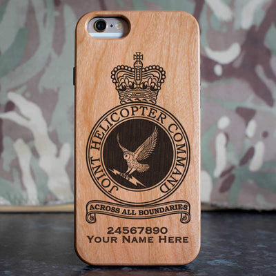 RAF Joint Helicopter Command Crest Phone Case