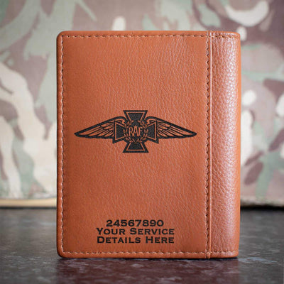 RAF Chaplain Brevet Credit Card Wallet