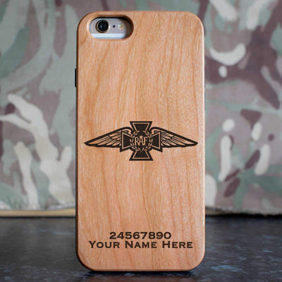 RAF Chaplain Brevet Phone Case