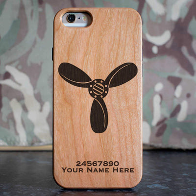 RAF SAC Rank Slide Phone Case