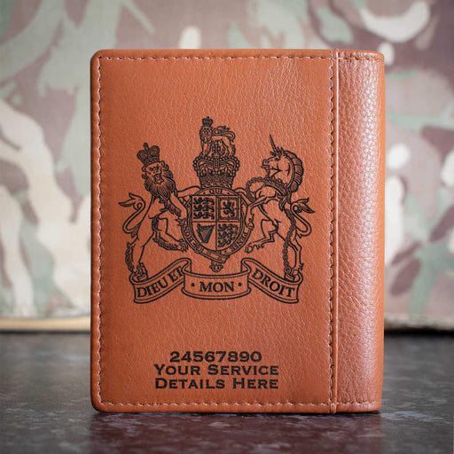 Warrant Officer Badge Credit Card Wallet