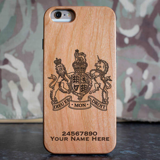 Warrant Officer Badge Phone Case