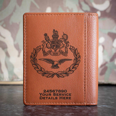Warrant Officer Master Air Crew Badge Credit Card Wallet