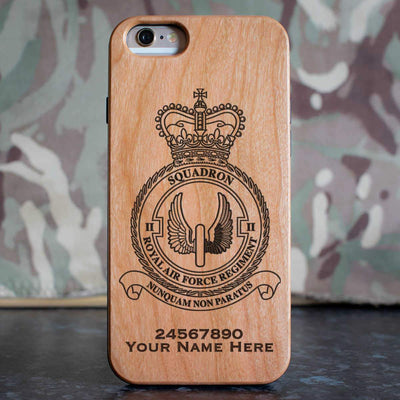RAF Regiment 2 Squadron Phone Case