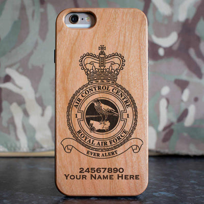 RAF 1 Air Control Centre Phone Case