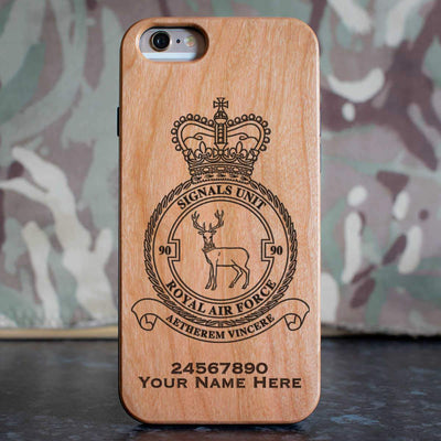 RAF 90 Signals Unit Phone Case