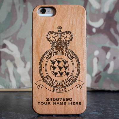 RAF Aerobatic Team (Red Arrows) Phone Case