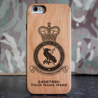RAF Defence Electronic Warfare Centre Phone Case
