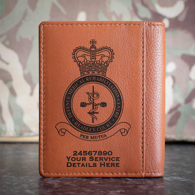 RAF Defence Medical Rehabilitation Centre Headley Court Credit Card Wallet