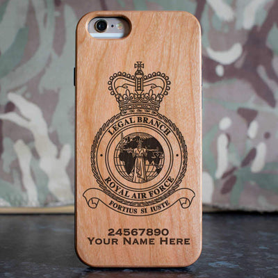 RAF Legal Branch Phone Case