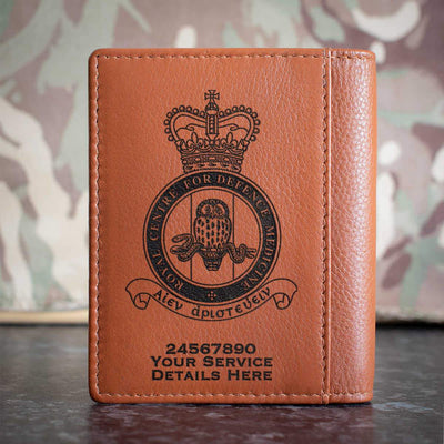 RAF Royal Centre for Defence Medicine Credit Card Wallet