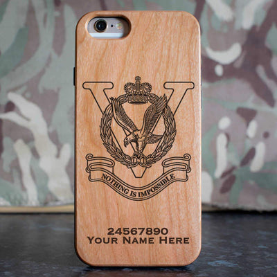 RAF Joint Helicopter Command Flying Station Aldergrove Phone Case