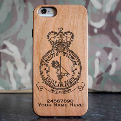 RAF 4 Force Protection Wing HQ Phone Case